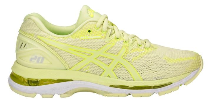 Gel Nimbus 20 Chaussures de course pour femme Asics 462038839051 Couleur jaune claire Taille 39 Photo no. 1