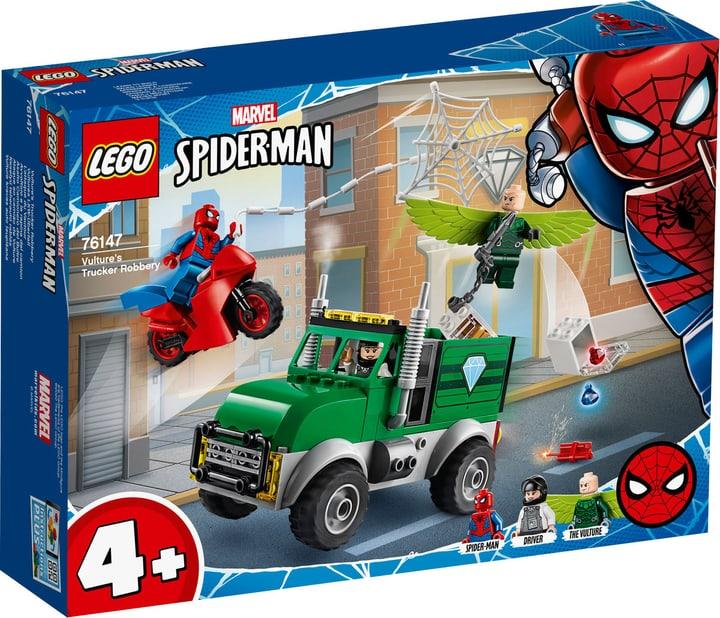LEGO Marvel 76147 truck 4+ 748739800000 Photo no. 1