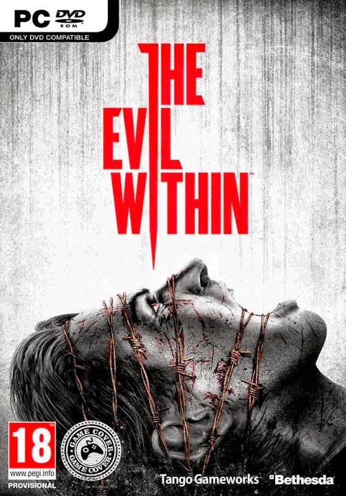 PC - The Evil Within Digital (ESD) 785300133806 Bild Nr. 1