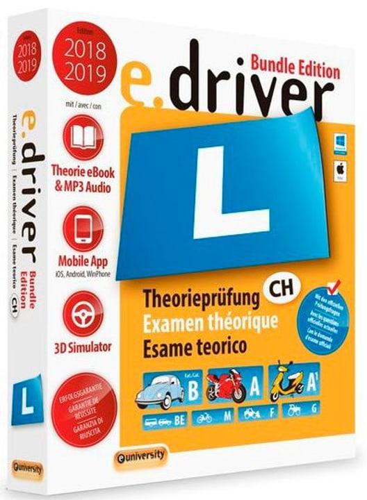 e.driver 2018/2019 Bundle Edition (D/F/I) Physique (Box) 785300130276 Photo no. 1