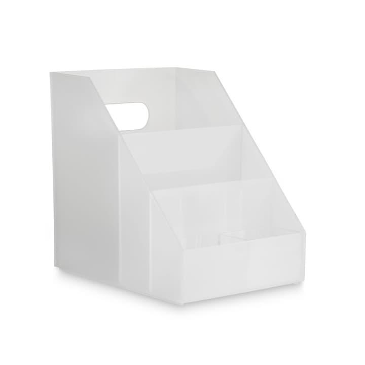 CLOSE organiser 386136600000 Dimensioni L: 14.5 cm x P: 18.5 cm x A: 18.2 cm Colore Bianco N. figura 1