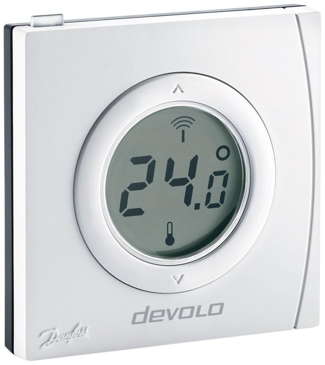 Home Control Thermostat d'ambiance Thermostat devolo 798206300000 Photo no. 1