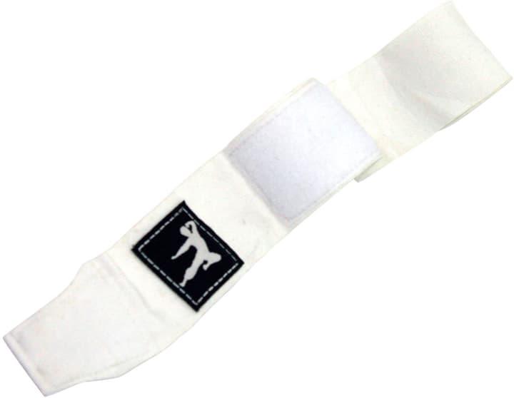 Bandes de boxe de couleur blanche, 250 cm BRUCE LEE 463058900000 Photo no. 1
