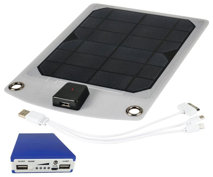 SunPower pannello solare 5W Steffen 612631200000 N. figura 1