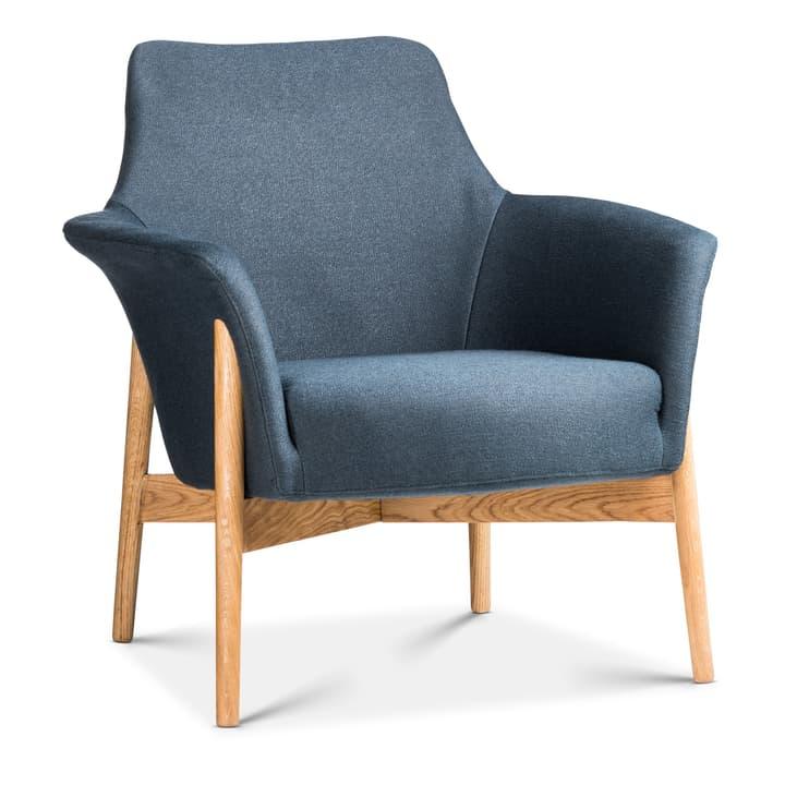 SEMA Sessel Edition Interio 360419900000 Grösse B: 85.0 cm x T: 76.0 cm x H: 82.0 cm Farbe Blau Bild Nr. 1