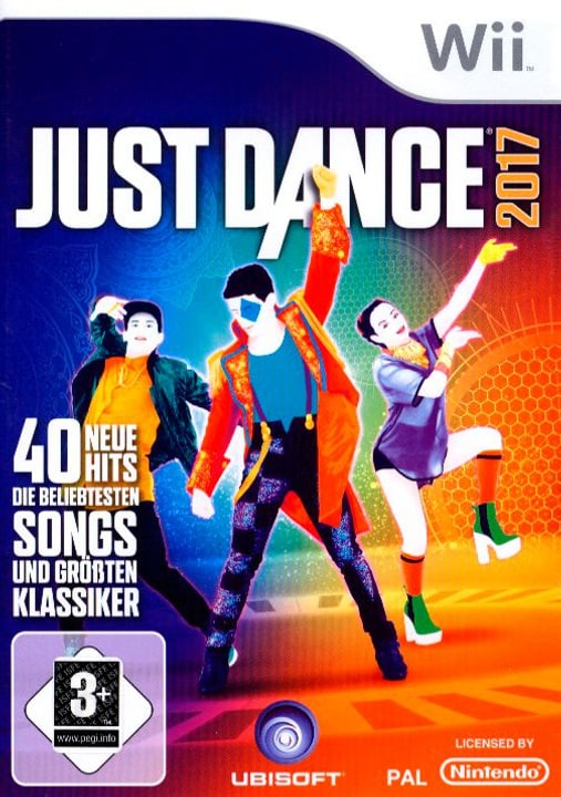 Just Dance 2017 (Wii) (D) 785300131114 Photo no. 1