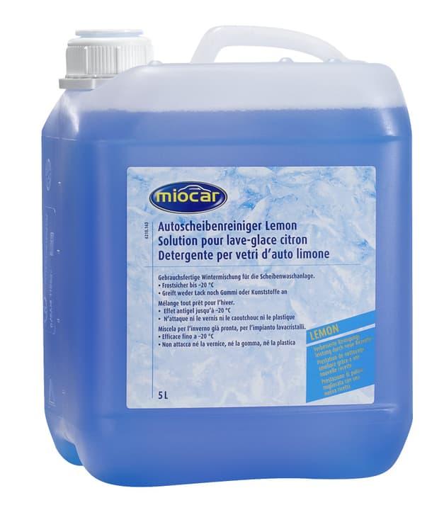 Detergente per vetri d'auto 5 L limone Miocar 621016300000 N. figura 1