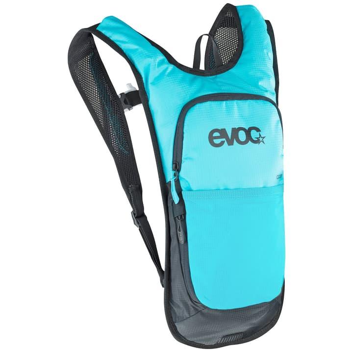 Evoc CC 2L + 2L Bladder Sac à dos de cyclisme Performance Evoc 460263900040 Colore blu Taglie Misura unitaria N. figura 1
