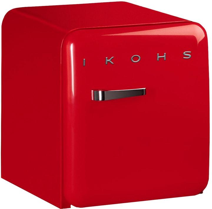 Mini Retro red Kühlschrank Ikohs 717192700000 Bild Nr. 1