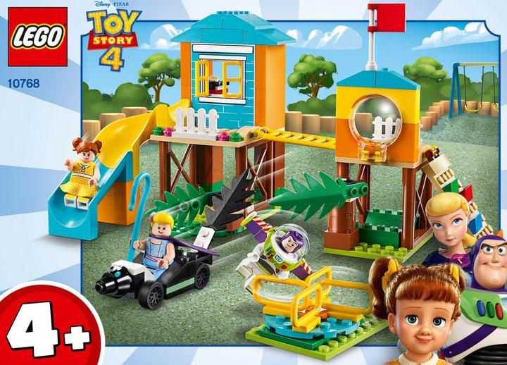LEGO JUNIORS 10768 L'aventure de Buzz e 748719700000 Photo no. 1