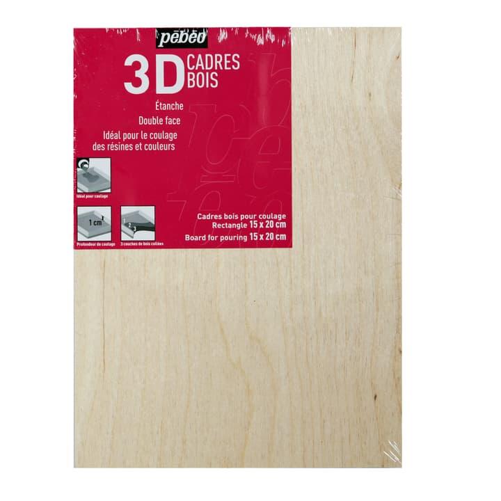 Cadre bois coula Pebeo 665470500000 Taille L: 20.0 cm x L: 15.0 cm Photo no. 1