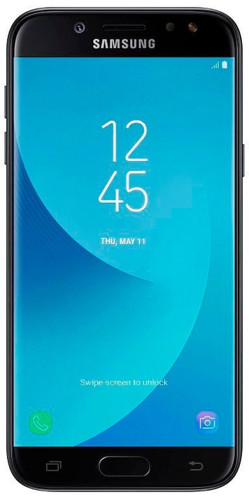 Galaxy J5 (2017) Dual Sim nero Smartphone Samsung 794622400000 N. figura 1