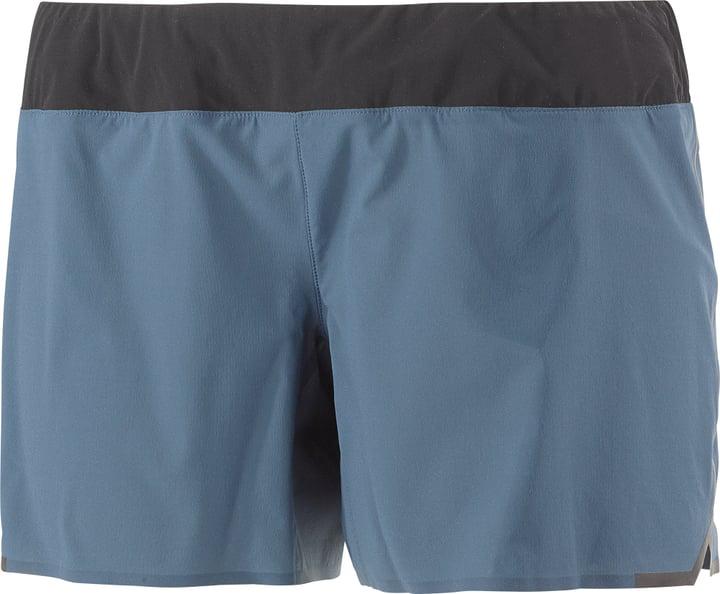 Running Shorts Short pour femme On 470147400543 Couleur bleu marine Taille L Photo no. 1