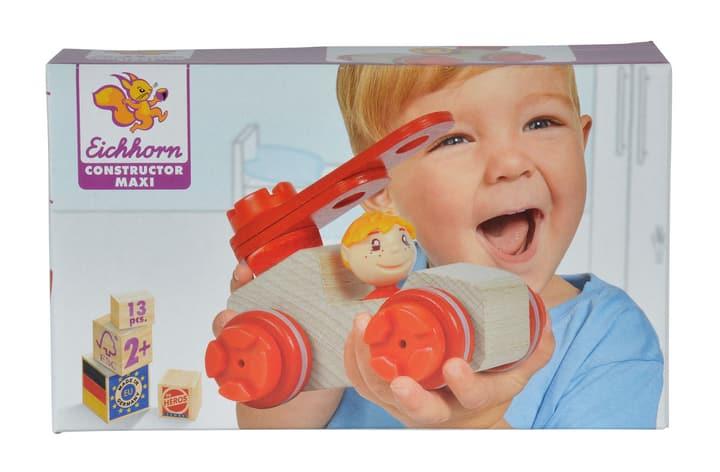Heros Constructor Maxi, Feuerwehrauto (FSC®) 746394400000 Bild Nr. 1