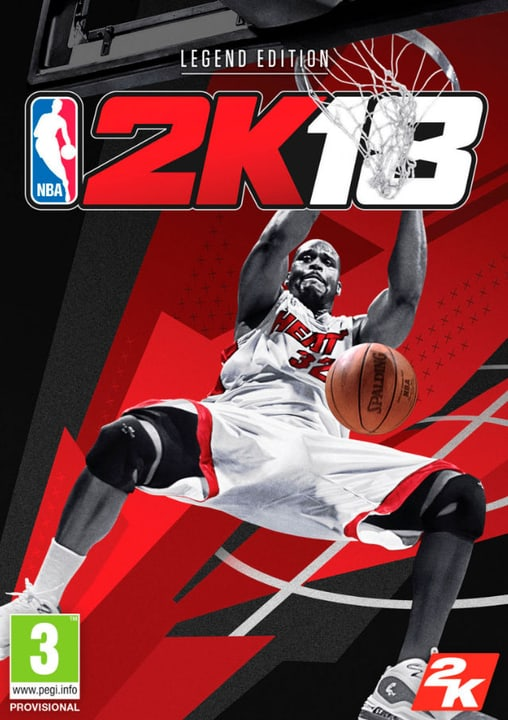 PC - NBA 2K18 - Legend Edition Digital (ESD) 785300133892 Bild Nr. 1