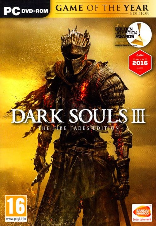 PC - Dark Souls 3 - The Fire Fades Edition 785300122064 N. figura 1