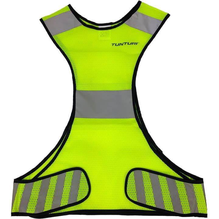 Gilet de sécurité pour la course, taille M Tunturi 463073900450 Couleur jaune Taille M Photo no. 1