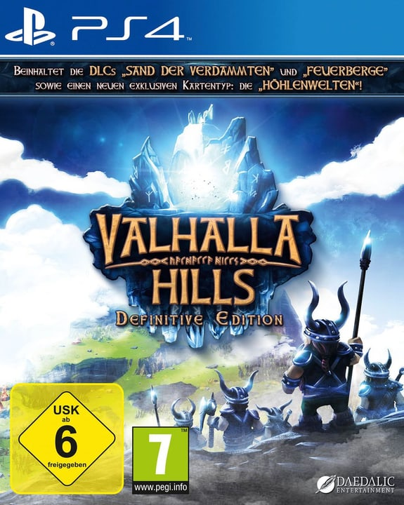 PS4 - Valhalla Hills Definitive Edition 785300121795