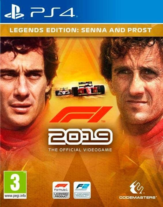 PS4 - F1 2019 Legends Edition F Box 785300144635 Bild Nr. 1