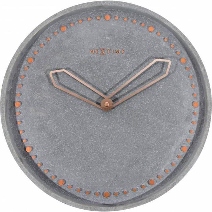 Orologio da parete Croce grigio diametro 3 Horologe murale NexTime 785300140025 N. figura 1