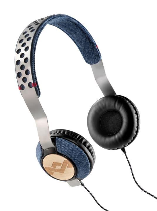 Liberate - Denim Cuffie On-Ear House of Marley 785300132106 N. figura 1