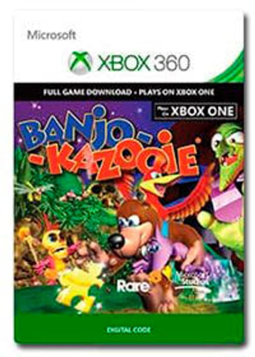 Xbox One - Banjo-Kazooie Numérique (ESD) 785300135404 Photo no. 1