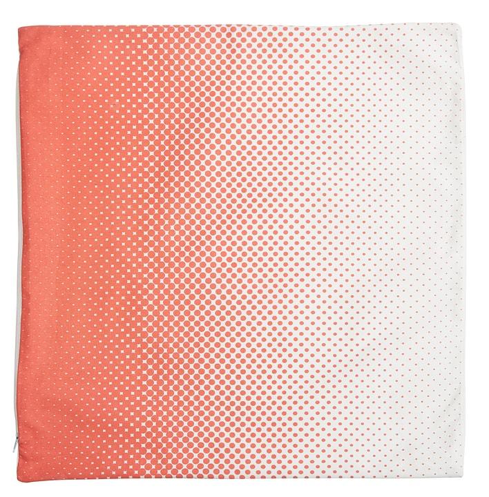 TESSA Fodera cuscino 450726140157 Colore corallo Dimensioni L: 45.0 cm x P: 45.0 cm N. figura 1