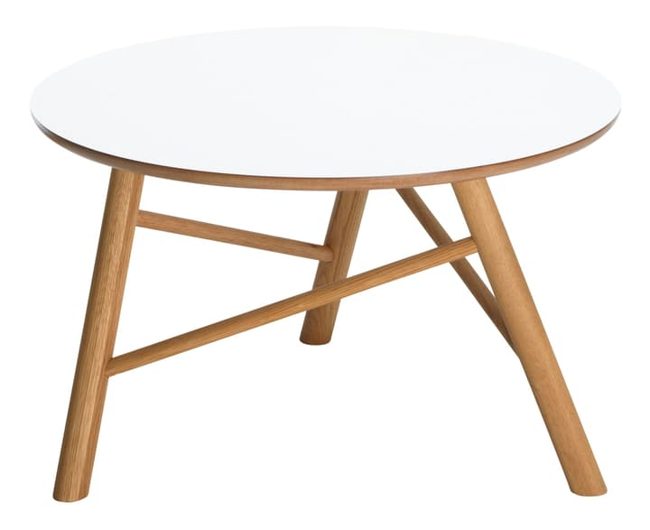 DAHLI Table basse 402131910070 Dimensions L: 70.0 cm x P: 70.0 cm x H: 41.0 cm Couleur Blanc Photo no. 1
