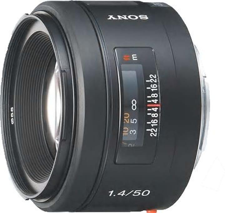 50mm f/1.4 Objektiv Objektiv Sony 785300125895 Bild Nr. 1