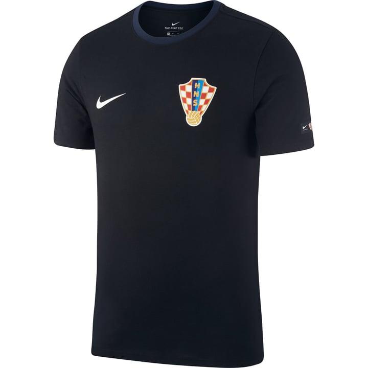 Kroatien Crest Maillot de supporter de football Nike 498282900320 Couleur noir Taille S Photo no. 1