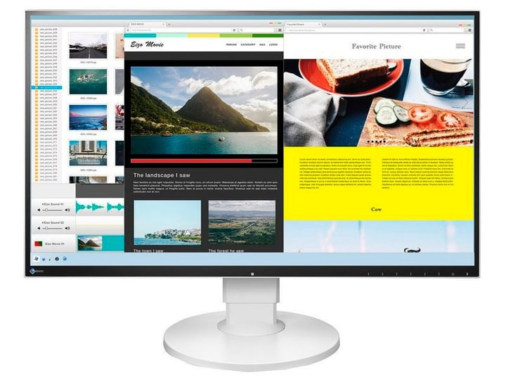 "FlexScan EV2780W 27"" Écran EIZO 785300124085 Photo no. 1"