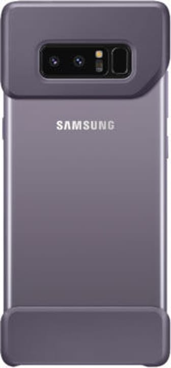 2Piece Cover Note 8 orchid gray Samsung 785300130378 Bild Nr. 1