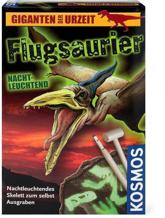 Flugsaurier Nachtleuchtend (D) 748640390000 Lengua Tedesco N. figura 1