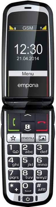 GLAM schwarz Mobiltelefon Emporia 794614800000 Bild Nr. 1