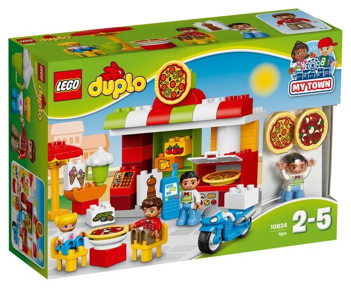 LEGO DUPLO La pizzeria 10834 748830600000 N. figura 1