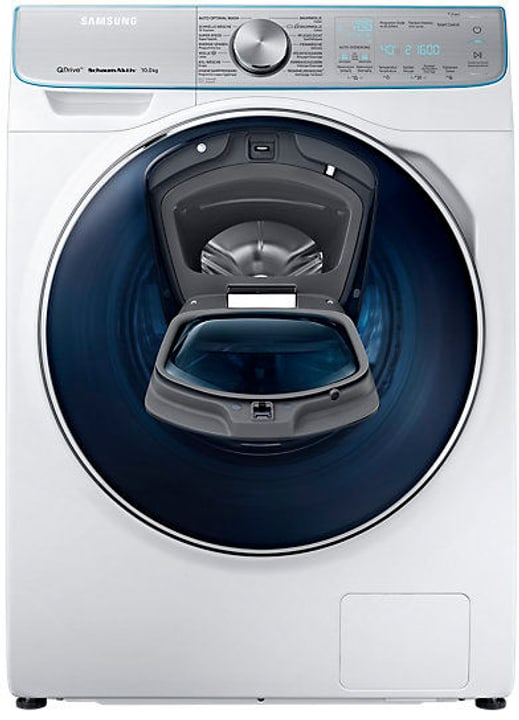 WW8800 10kg QuickDrive Lavatrice Samsung 785300132796 N. figura 1