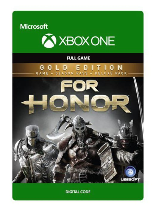 Xbox One - For Honor Gold Edition Download (ESD) 785300139785 N. figura 1