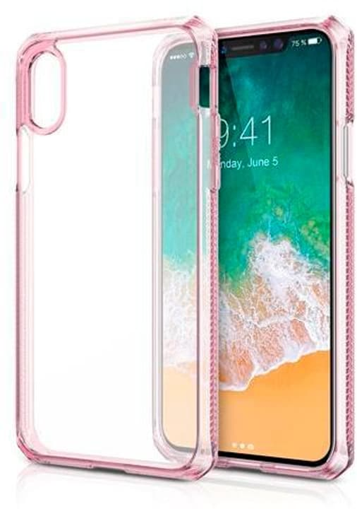 "Hard Cover ""Hybrid light-pink"" Coque ITSKINS 785300149508 Photo no. 1"