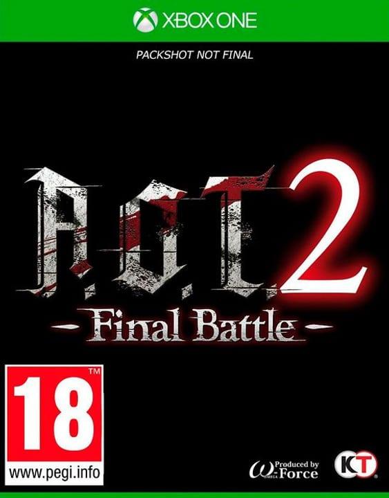 Xbox One - A.O.T. 2: Final Battle D Box 785300145057 Photo no. 1