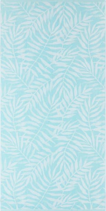 CRISTIAN Strandtuch 450870622540 Farbe Blau Grösse B: 90.0 cm x H: 180.0 cm Bild Nr. 1
