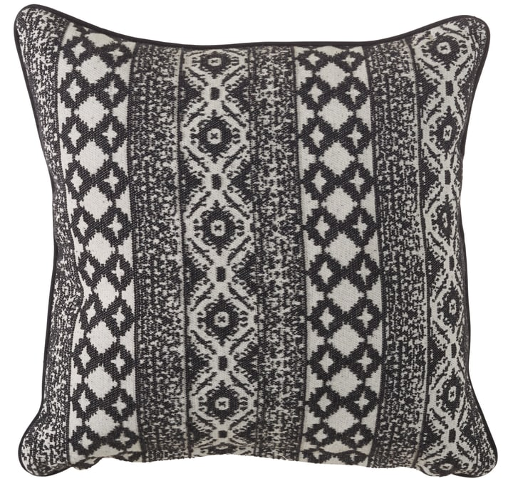 CINTO Coussin 450721340820 Couleur Noir Dimensions L: 45.0 cm x P: 45.0 cm x H:  Photo no. 1