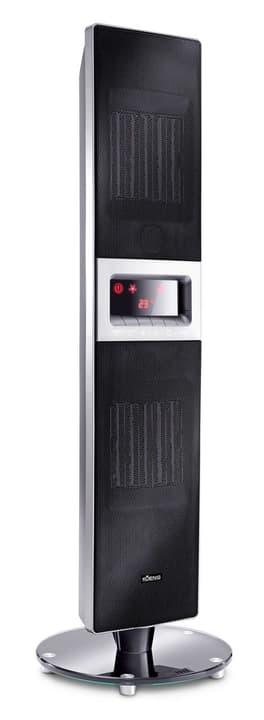 Pisa radiateur en céramique noir Koenig 785300124519 Photo no. 1