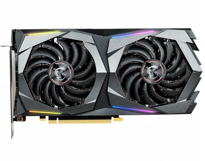 GeForce GTX 1660 Ti Gaming X 6G 6GB Card graphique MSI 785300149990 Photo no. 1