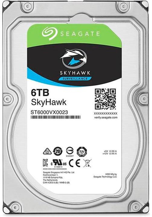 "SkyHawk HDD - 3.5"" SATA 6Gb/s - 6TB Seagate 785300133755 N. figura 1"