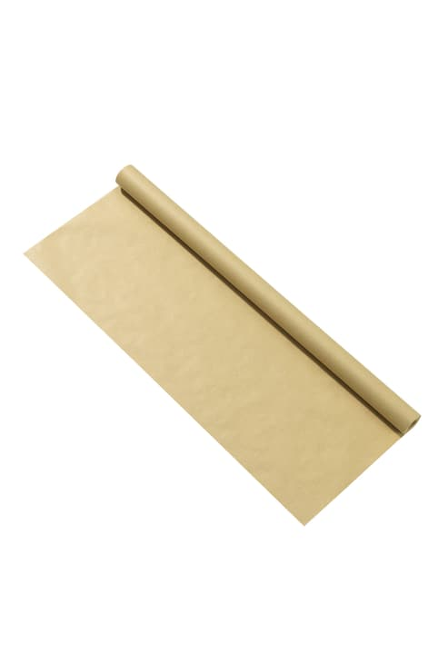 KRAFT Papier de cadeau 440613407079 Couleur Brun clair Dimensions L: 70.0 cm x P: 1000.0 cm Photo no. 1