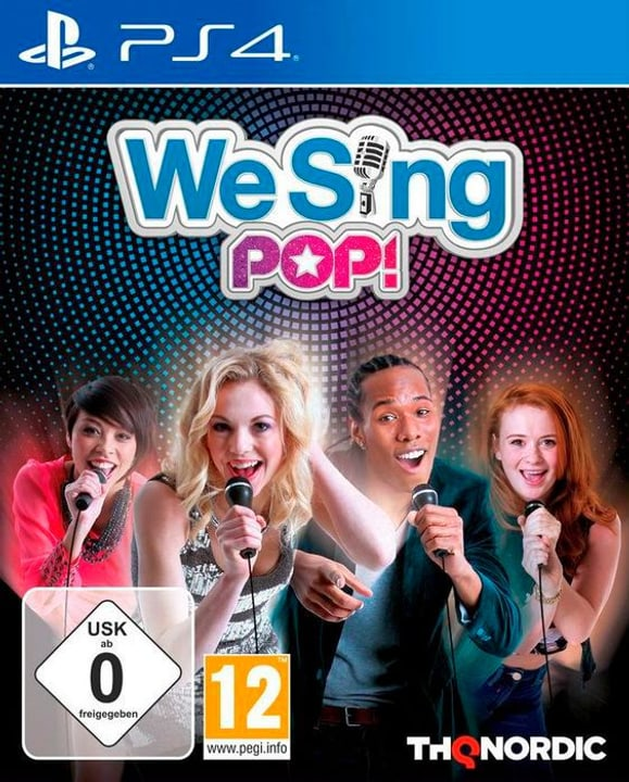 PS4 - We Sing Pop! D Fisico (Box) 785300130312 N. figura 1