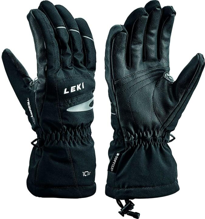Vertex 10S Gants de ski pour homme Leki 464413008020 Couleur noir Taille 8 Photo no. 1