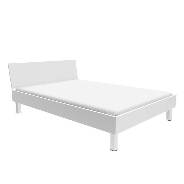 TOPLINE Letto HASENA 403559500000 Colore Bianco Dimensioni L: 160.0 cm x P: 200.0 cm N. figura 1