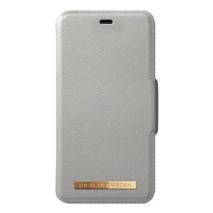 Book-Cover Fashion Wallet light grey Hülle iDeal of Sweden 785300147970 Bild Nr. 1