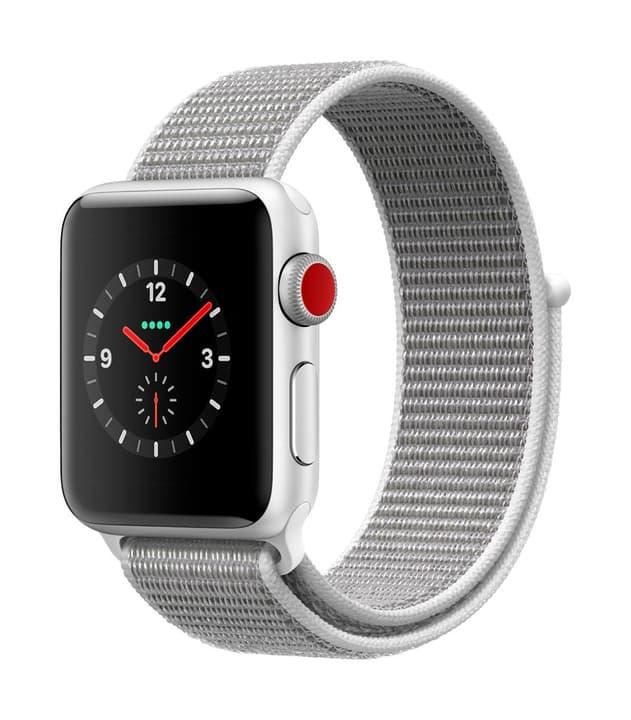 Watch Series 3 GPS/LTE 38mm silver/seashell Apple 785300130043 Bild Nr. 1